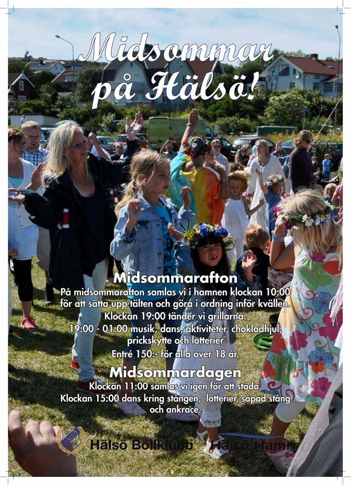 Midsommar Hälsö 2016